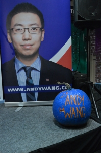 Andy Wang pumpkin 2