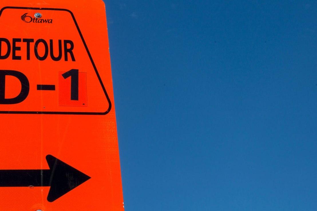 Heavy construction frustrates Ottawacommuters