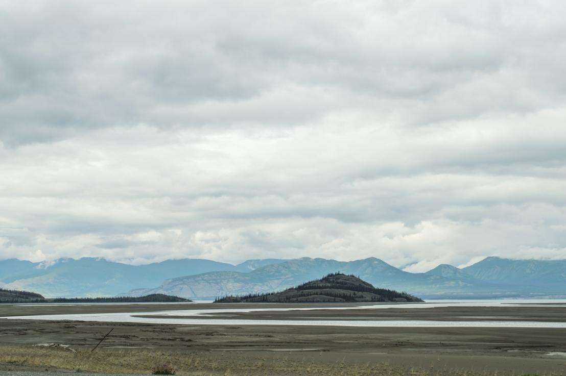 The Łù'à Mǟn (Kluane Lake)effect